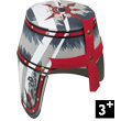 Helm Crusader - Foam firearms for kids Le Coin Des Enfants
