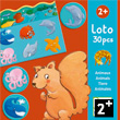 Loto Animals Matching Game Djeco