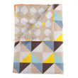 Duvet cover Checkerboard pattern Little Big Room by Djeco