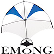 EMONG single-line gliding kite Flying Wings