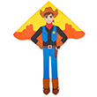 Cowboy Magic Flyer Single-line Kite