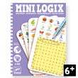 Mini Logix game wordsearch Djeco