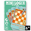 Mini Logix game Cot Cot panik Djeco