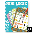 Mini Logix game Five Djeco
