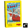 SOS Sheep in Trouble - Roll of dice Haba
