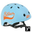 Blue Helmet for kid Bikloon