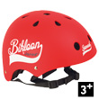 Red Helmet for kid Bikloon Janod