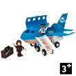 Airplane with 2 figures BRIO