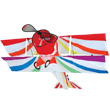 Rainbow Biplane Aircraft Single-line Kite Premier Kites & Designs