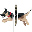 Petite Spinner Wind Game German Shepherd Dog 48cm Premier Kites & Designs