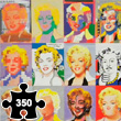 Marylin Monroe - Paul Giovanopoulos - Wooden Art Puzzle