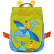 Back bag with embroidered first name - Flying Dragon L'Oiseau Bateau