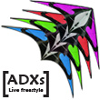 ADXs Standard - Freestyle Stunt Kite Fluo Green