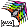 ADXs Super Ultra Light - Freestyle Stunt Kite Air-One Kites