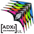 ADXs Ultra Light - Freestyle Stunt Kite Air-One Kites