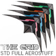 The Grid Aerostuff Gold Sport - Ultra Versatile Stunt Kite Air-One Kites