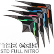 The Grid Full Nitro - Ultra Versatile Stunt Kite Air-One Kites
