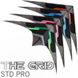 The Grid Pro - Ultra Versatile Stunt Kite Green