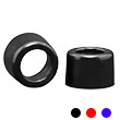 Pair of Hubstacks - YoYoFactory Spare Part black