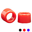 Pair of Hubstacks - YoYoFactory Spare Part red
