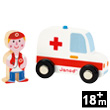 Story Set Firefighters - Ambulance and Doctor
