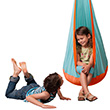 Joki Outdoor Hanging Crow's Nest for kids - Nemo La Siesta Hammocks