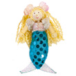 Budkins Wooden doll - Mermaid Oceane