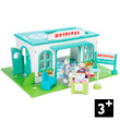 Village Hospital Set - Wooden Toy