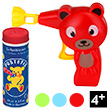 Animal Bubble Gun Soap Bubble Toy Pustefix