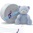 Musical doudou blue bear - Perle by Kaloo Kaloo