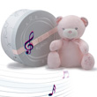 Musical doudou pink bear - Perle by Kaloo Kaloo