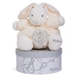 Medium Chubby rabbit cream - Perle by Kaloo Kaloo