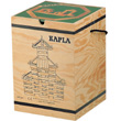 280 Kapla planks wooden storage bin