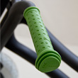 colourful Wishbone Hand Grips green