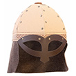 Viking Helmet with spectacle frame - Accessory for kids