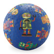 Robots Playground Ball Ø18 cm Crocodile Creek