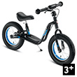 Kids learner bike LR XL with brake - Black
