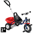Tricycle Puky 1L Capt'n Sharky (2+) Puky