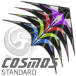 Cosmos STD - Freestyle Stunt Kite Red
