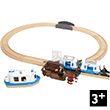 Ferry travel Set BRIO