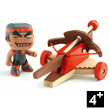 Klute & ze arbalete - Arty Toys Knights Djeco