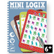 Mini Logix game Sequences Djeco