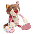Sweety Cat Plush Comforter Sigikid