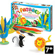 Patarev Zoo - Modeling Clay Set Fun Frag
