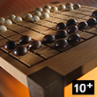 Ordo - Wooden Strategy Game for 2 Gerhards Spiel und Design