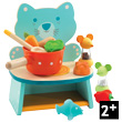 Felix's cooker - Wooden Pretend Play Toy Djeco