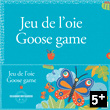 Goose game - Classic By Djeco Djeco