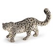 Snow leopard - Toy Figurine Papo