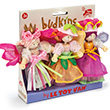 Garden Fairies Gift Pack - Budkins mini Dolls
