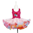 Colourful Dress Katia - Costume for Girl Souza for kids